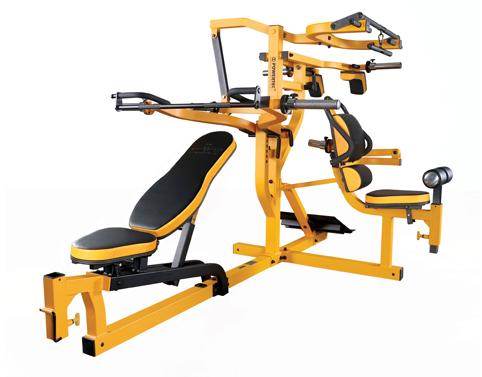 Machine Multi Gym Image