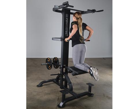 multi squat & traction