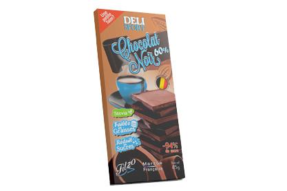 Chocolat noir Image